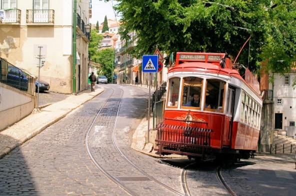 Caminheiros vão percorrer as colinas de Lisboa