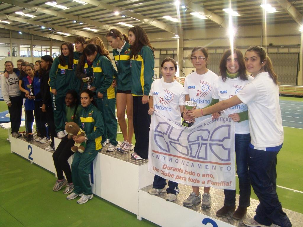 Joana Lopes e Paulo Henriques campeões regionais juniores