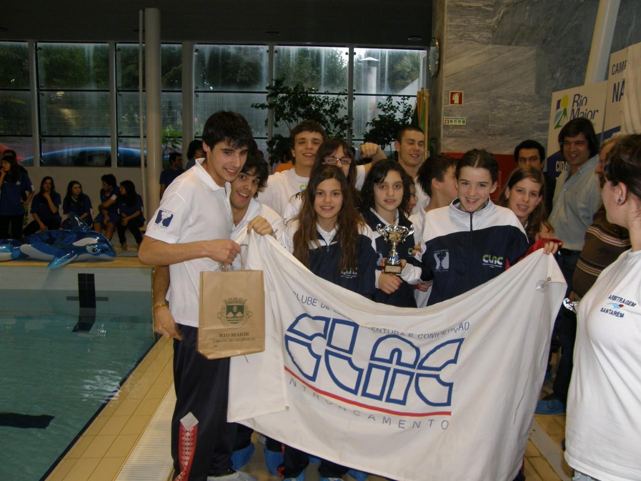 """4º lugar na """"Taça ANDS-Cidade de Rio Maior"""""""