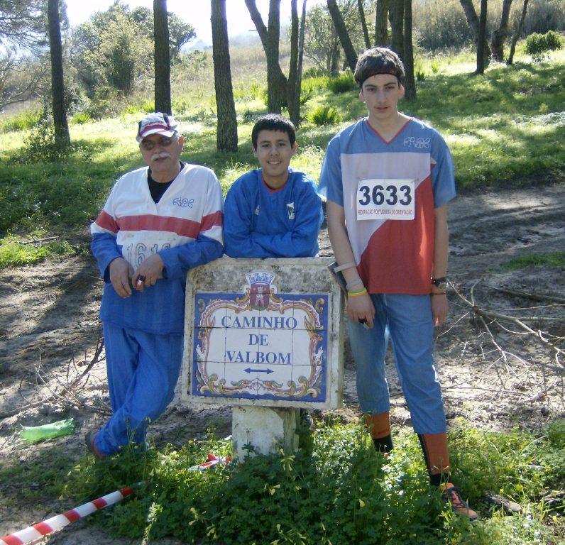 Daniel Catarino e Maria São João venceram em Sintra