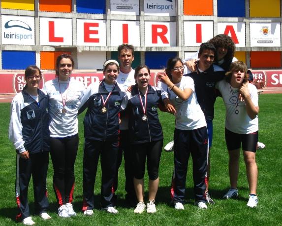 Hugo Gomes e Joana Lopes Campeões Regionais de Juniores