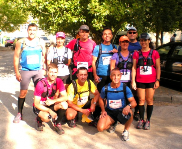 CLAC no Trail do Almonda