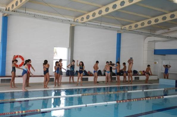 dir- estagio natação