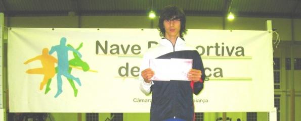 Fábio Martins bate 2 recordes Nacionais