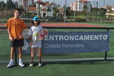 CLAC recebeu e venceu por 3-2 o Clube de Ténis de Santarém