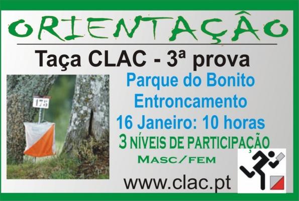 Taça CLAC – 3ª prova