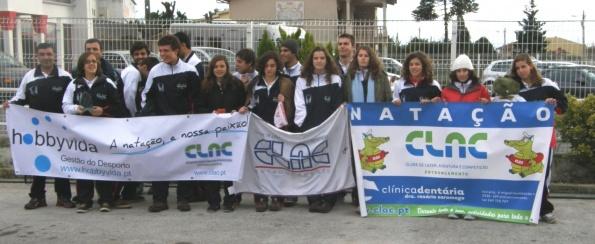Equipa de Absolutos esteve presente em Coruche