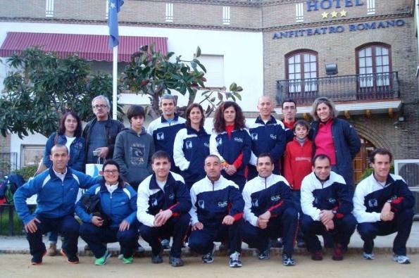 Excelente participação na 27ª Maratón Ciudad de Sevilla