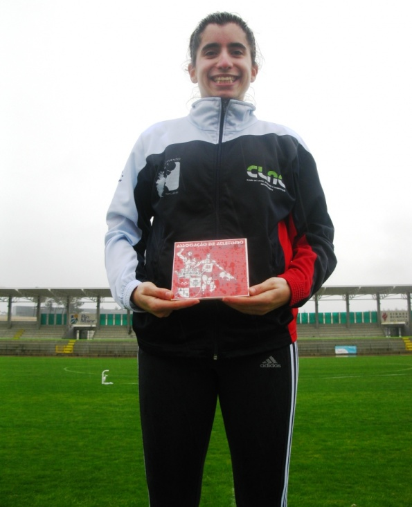 Joana Lopes  ganha no Torneio de Abertura