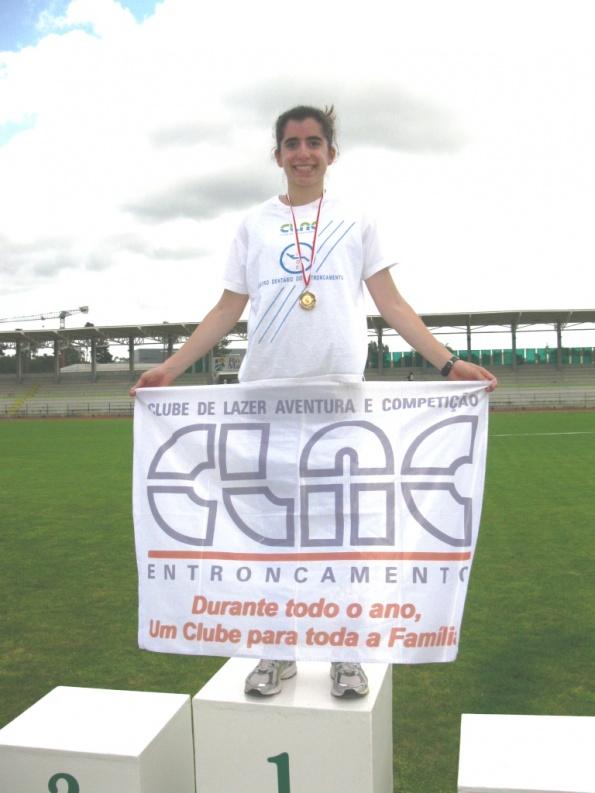 Joana Lopes ganha Atleta Completo