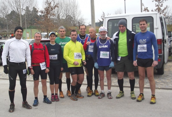 CLAC no Trail de Conimbriga