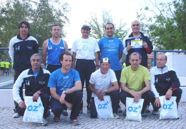 CLAC brilha na Scalabis Night Race