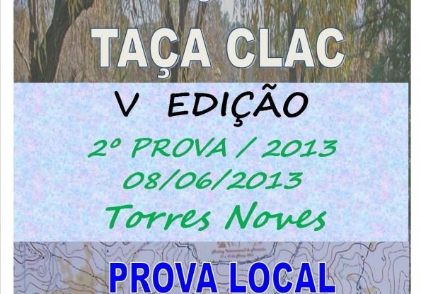 Orientação: V Taça CLAC 2013