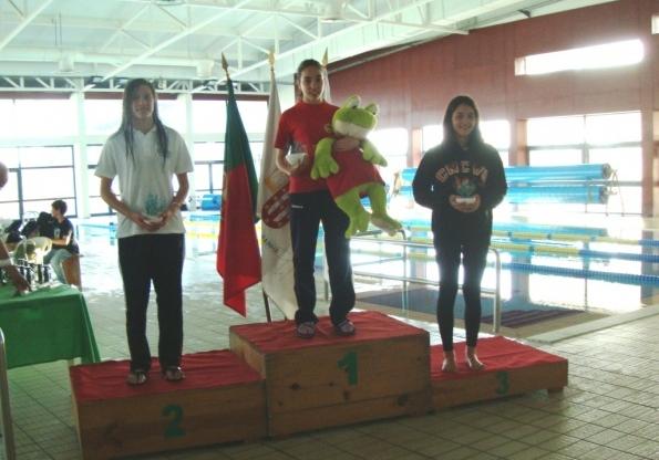 Sarah Dias faz TAC nos 200m estilos e ganha troféu FINA