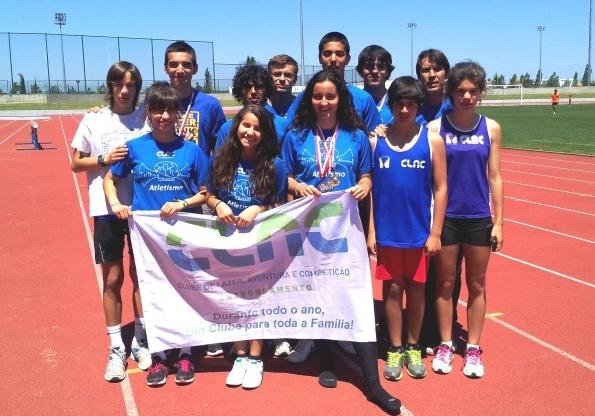 """CLAC conquista 10 pódios no """"Regional Olímpico Jovem"""""""
