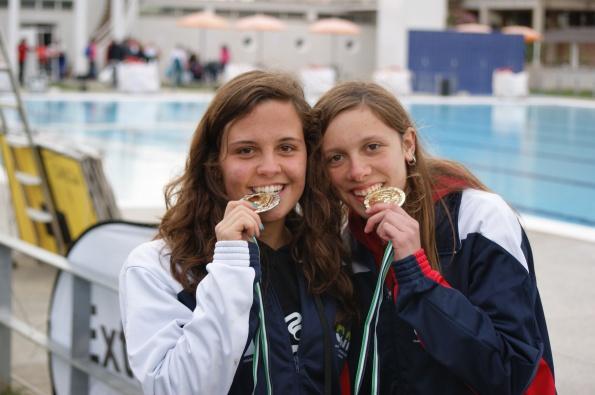 """Sarah Dias vence e Marta Vinagre em 2º lugar no """"XXXII Meeting Internacional Ciudad Badajoz- II Troféo Especialista"""""""