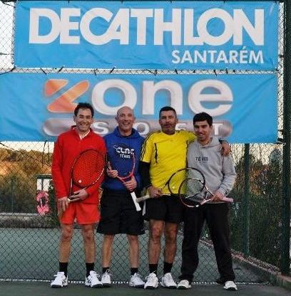 ténis:  campeões regionais em + 55