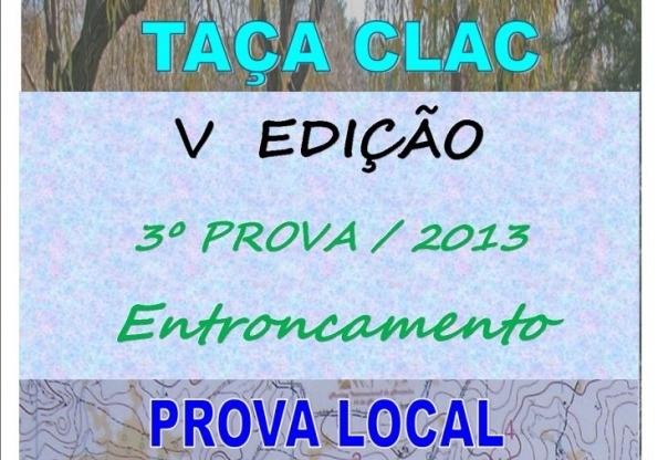 Orientação: Taça CLAC 2013