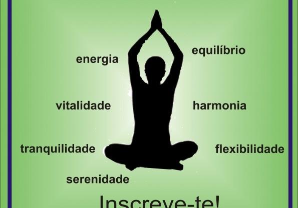 Yoga começa no CLAC