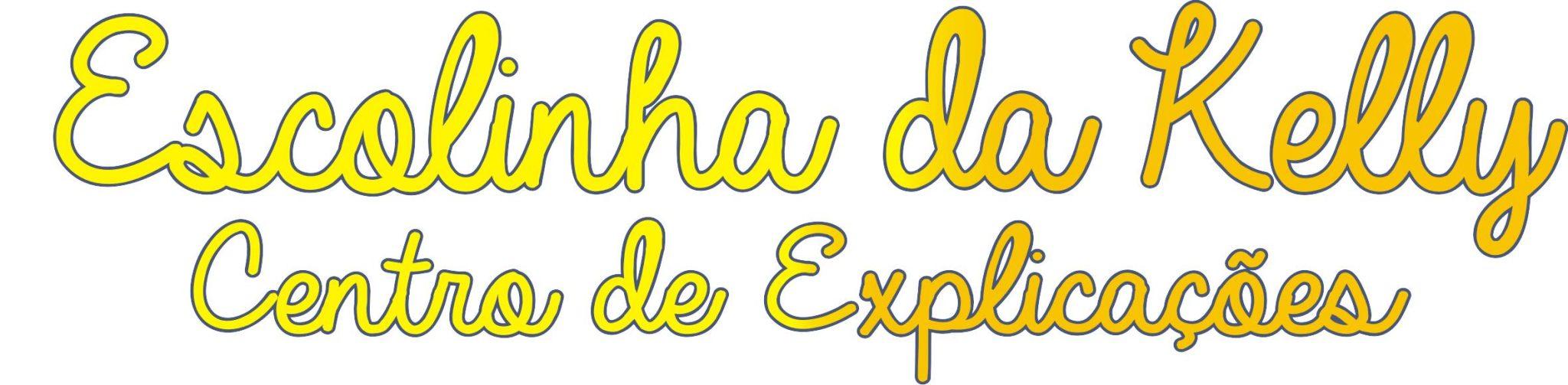 logotipo escolinha da kelly