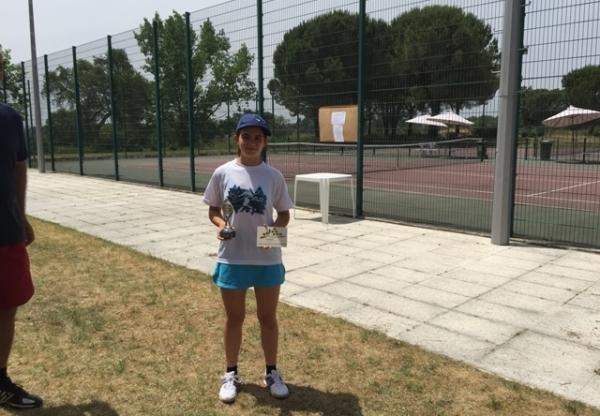 Ténis Torneio de Tomar – Rita Coelho e Miguel Vieira em destaque