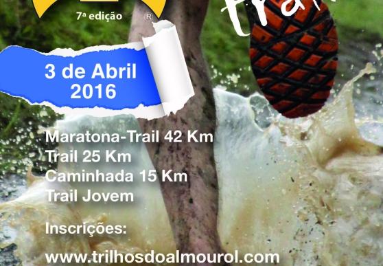 Trilhos do Almourol 2016 já começou. Inscrições abertas