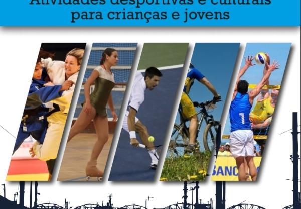 oferta desportiva e musical para crianças e jovens
