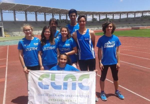 """CLAC conquista 8 pódios no """"Regional de Juniores"""""""