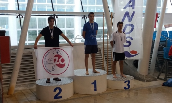 Ricardo Leal (JUV-B), Rui Lopes (JUV-A) e Estafeta Masculina (JUV) Sagram-se Campeões Regionais