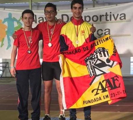Gabriel Heitmann  é Vice Campeão Inter Associações