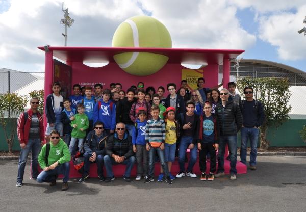 O CLAC no Estoril OPEN 2017