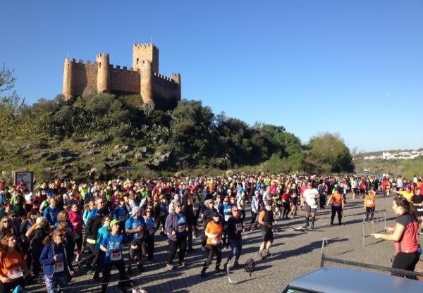 """Mais de mil participantes presentes na 8ª edição dos """"Trilhos do Almourol"""