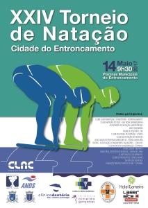 CLAC_Cartaz - XXIV TN Cidade Entroncamento- 14Mai17