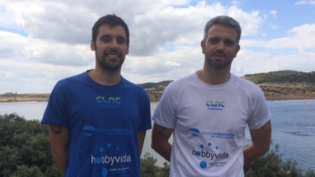 Miguel Barroqueiro (Master-A) em 4º e Rui Martins (Master-B) em 6º Lugar no  Campeonato Nacional de Águas Abertas 1,5Km – Masters