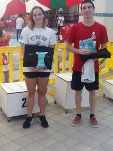 Nadadores FINA
