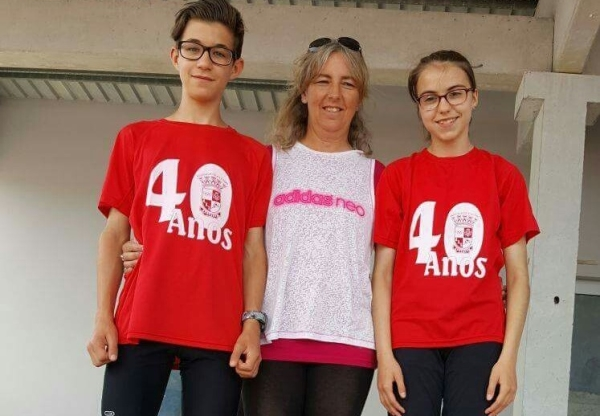 "Atletas do CLAC vencem no ""Meeting Jovem de Cantanhede"