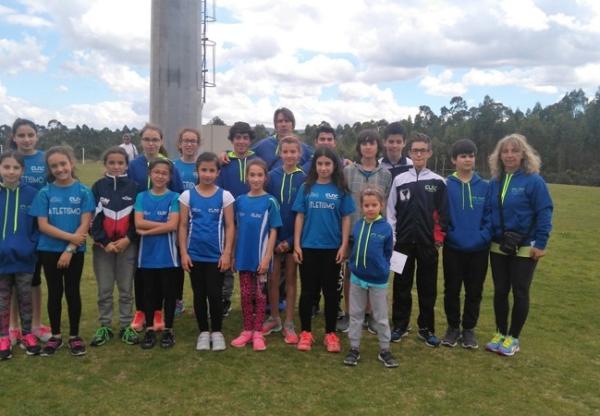 CLAC conquista 8 pódios no Campeonato Regional de Infantis.