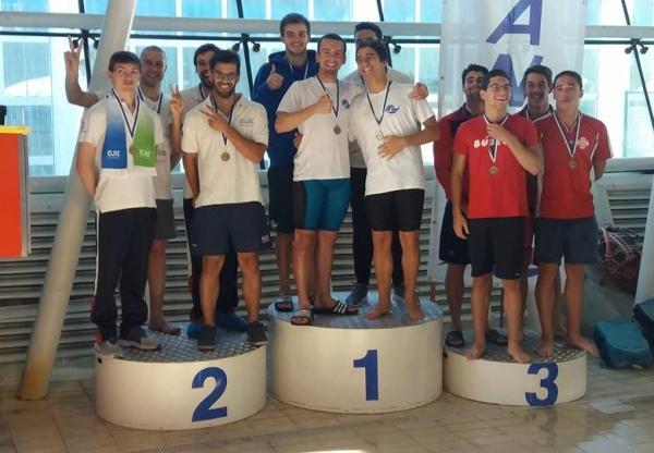 Ricardo Leal (JUV-A), Rui Lopes (JUN) e Estafeta Masculina (ABS)  Sagram-se Campeões Regionais