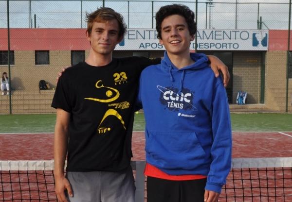 V Entroncamento Júnior Cup – Francisco Vieira em destaque