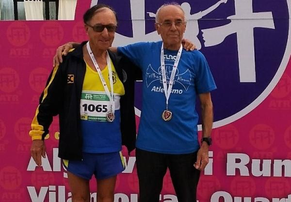 Manuel Maia do CLAC  Consagra-se Campeão Nacional Meia Maratona