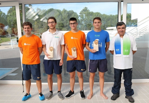 """TORNEIO DISTRITAL DO NADADOR COMPLETO – CATEGORIAS"""