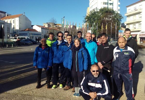 CLAC na 32ª Edição da clássica estafeta  Rio Maior  – Alcanena