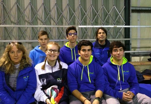 CLAC participa  no Campeonato Regional de Absolutos