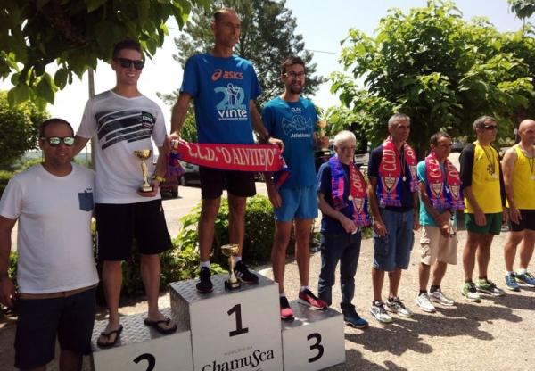Atletas do CLAC na 34º Grande Prova de Atletismo – Feira de S. Pedro