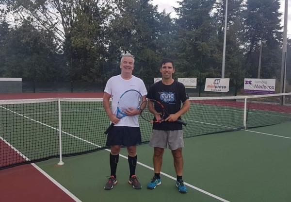 João Pimenta Coelho vence Torneio Veteranos de Avelar