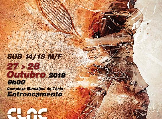 Ténis – VI Entroncamento Júnior CUP 27/28 Outubro