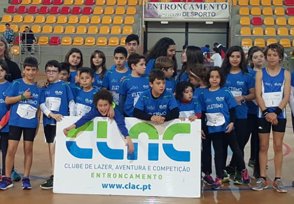"CLAC realiza o "" Kid's Athletics """