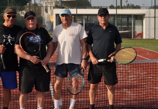Campeonato Regional de Equipas, SUB16 e +55