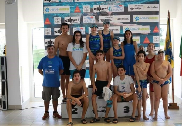 Campeonato Distrital de Categorias: batidos 51 recordes pessoais